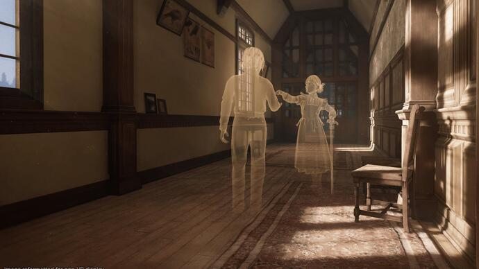 Déraciné review - VR busywork elevated by the master ofatmosphere