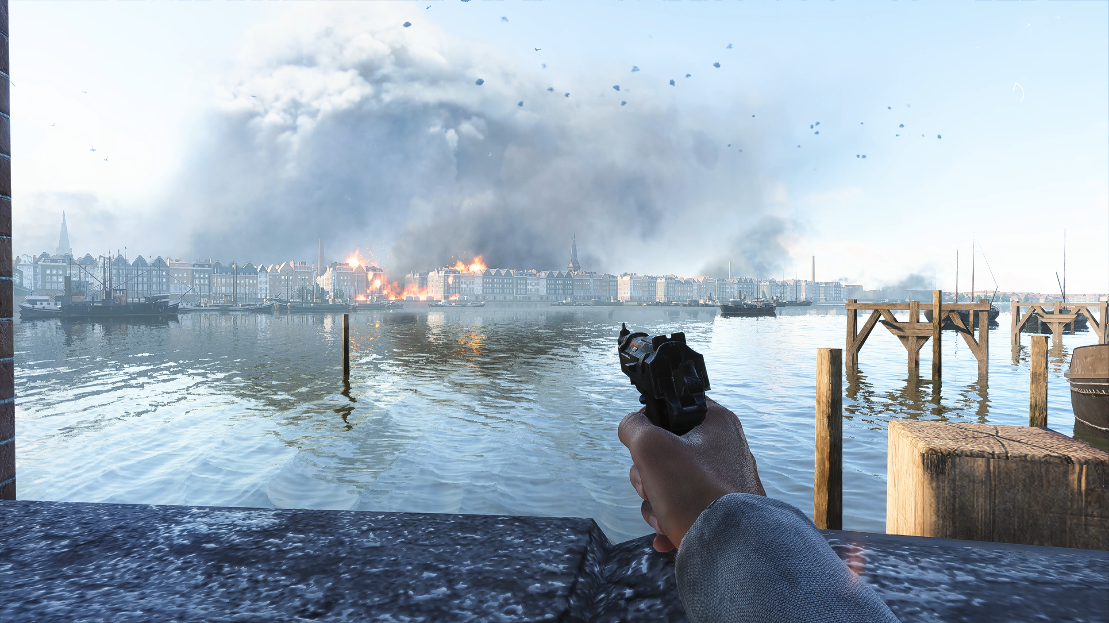 Battlefield 5's RTX ray tracing tested: is this the next