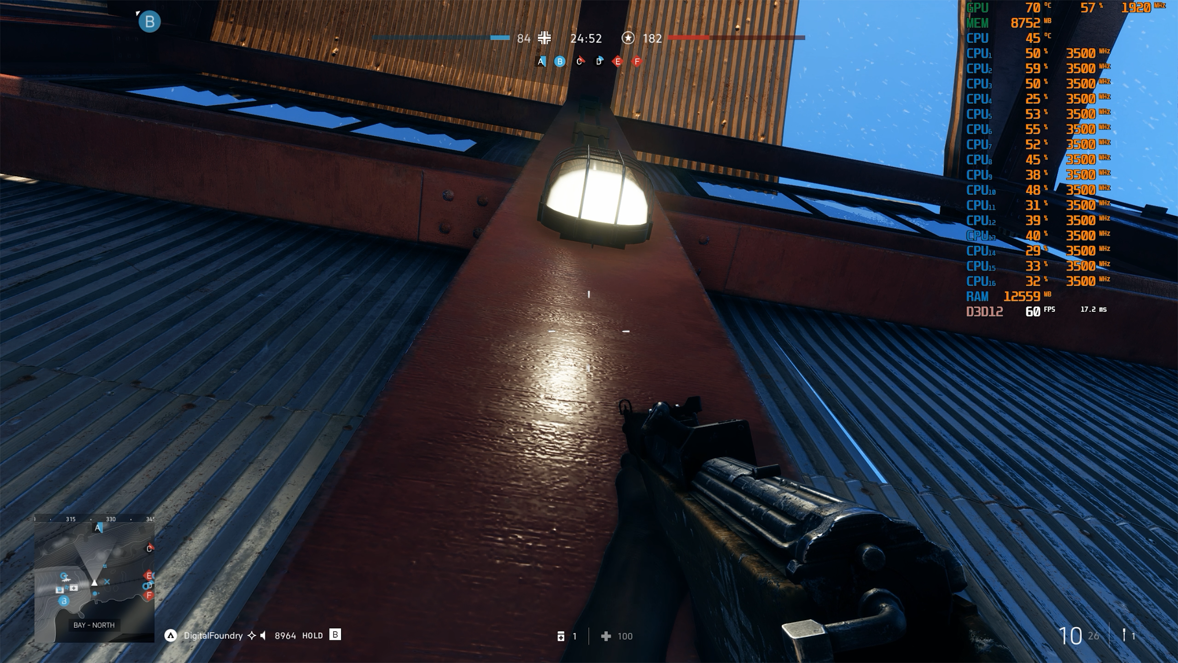 Battlefield 5's RTX ray tracing tested: is this the next level in