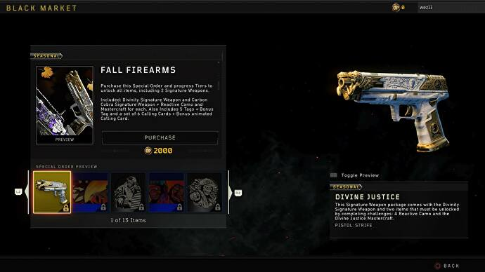 fe9eeb0c382f Call of Duty Black Ops 4 s coveted signature weapons are another ...