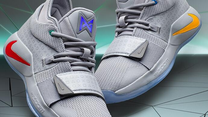 PlayStation launching a second pair of officialshoes