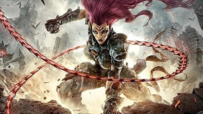 Darksiders 3 review - a pale imitation ofitself
