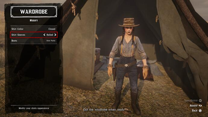 Red_Dead_Online_Choose_Outfit