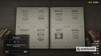 In The Crazy Economy Of Red Dead Online Baked Beans Are More