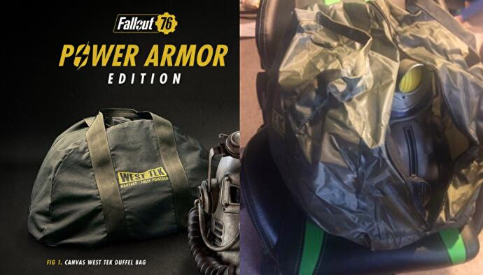 Bethesda to finally deliver canvas bags following Fallout 76