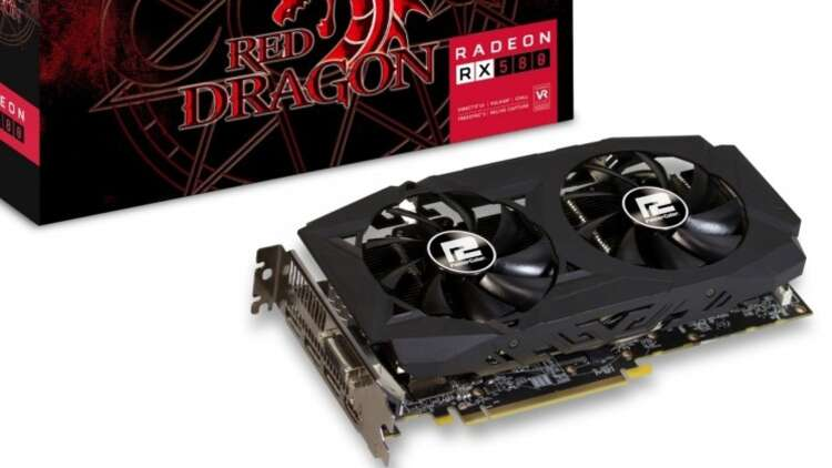 This Rx 580 8gb At 170 Is A Bargain For 1080p Pc Gaming Eurogamer Net