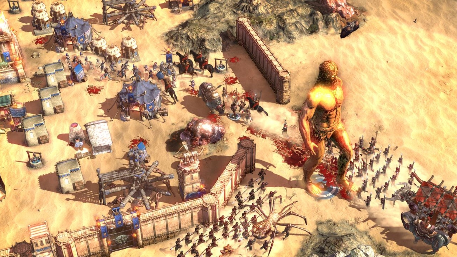 Conan Undefeated is a new strategy game from Petroglyph • Eurogamer.net