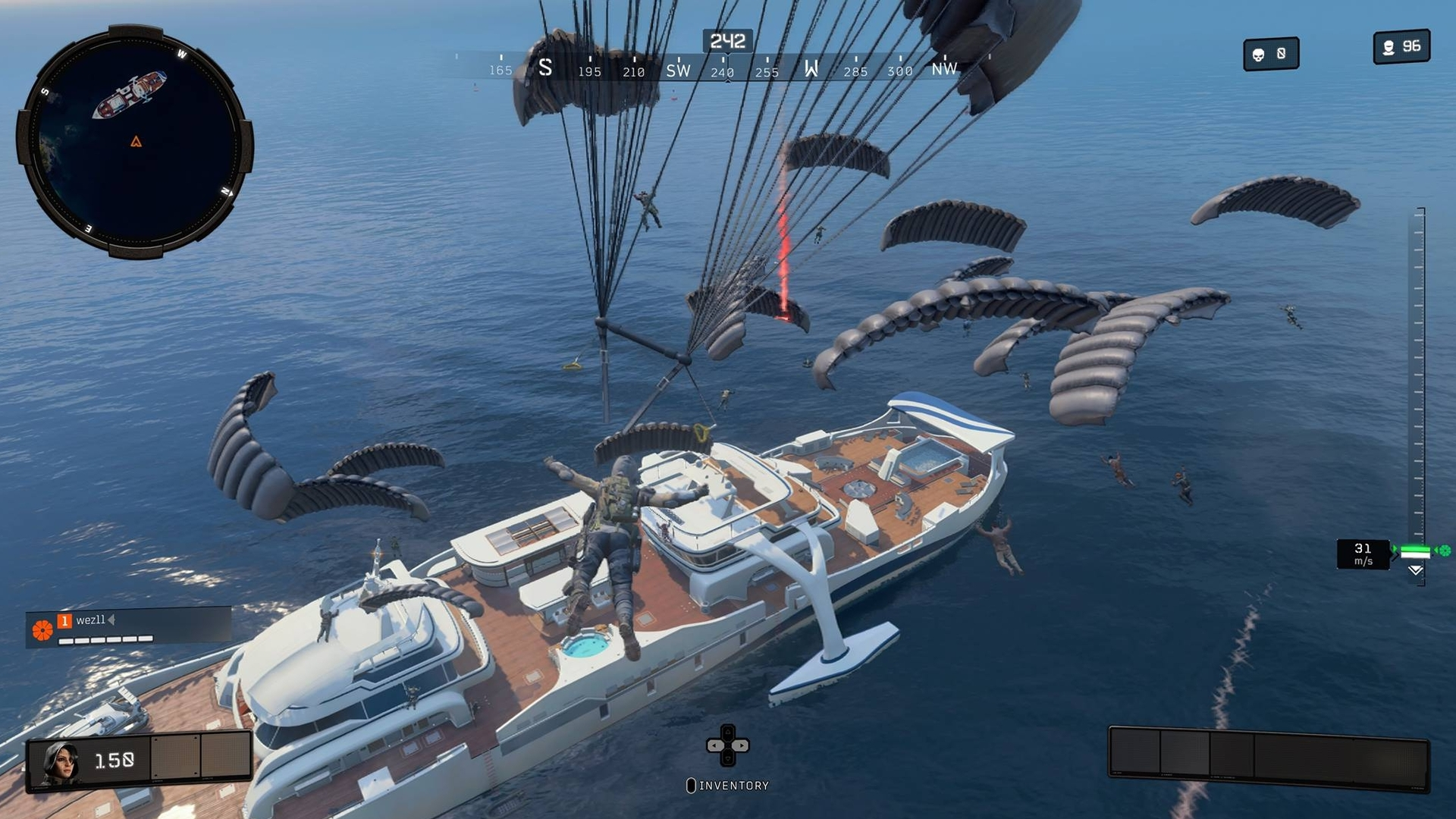 Call of Duty: Black Ops 4 just added Hijacked to Blackout - and it's absolute carnage