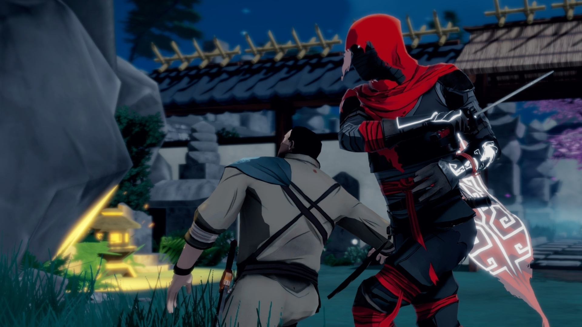 Stylish supernatural stealth game Aragami is heading to Switch next year