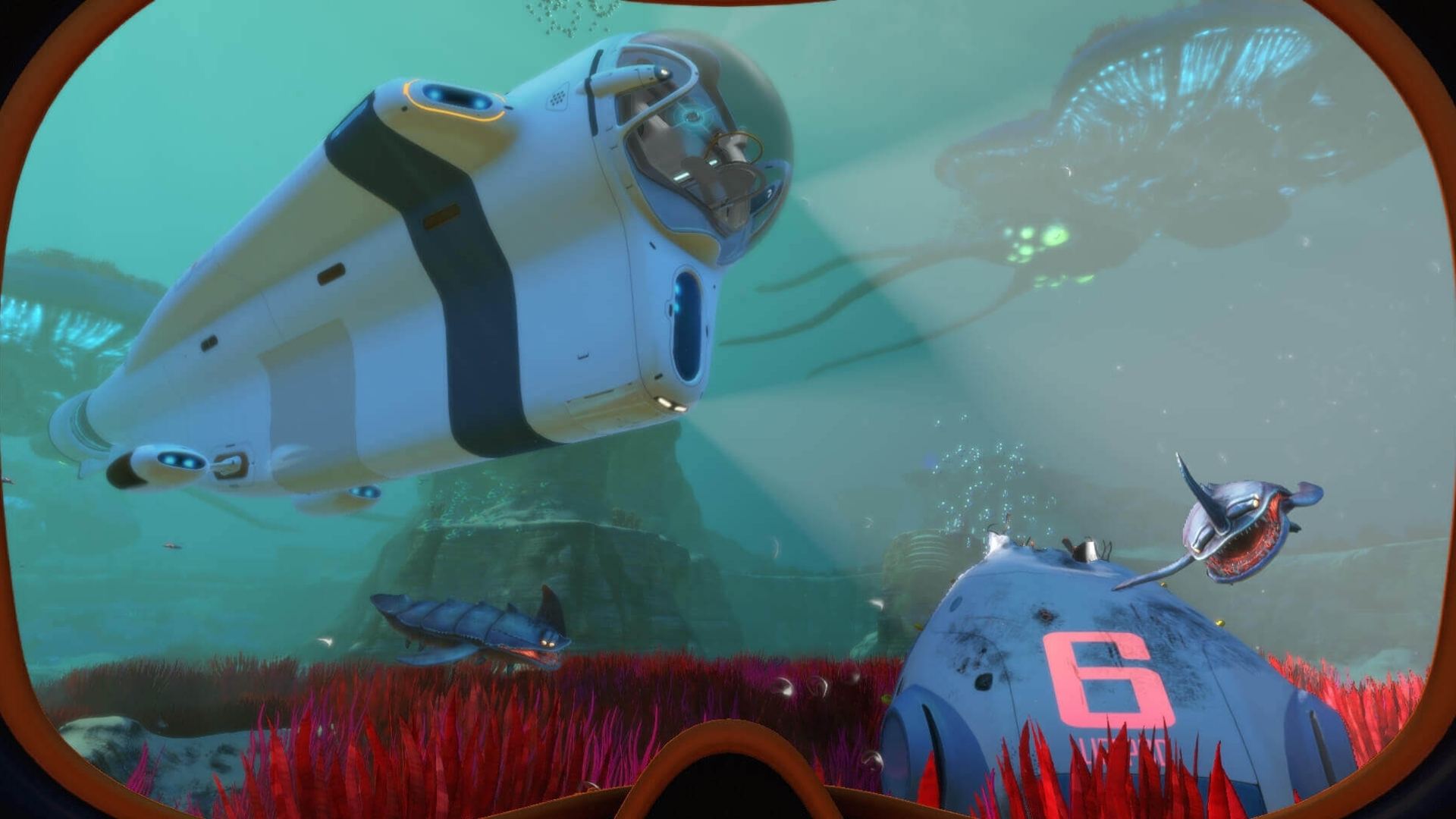 Subnautica is free from the Epic Games Store right now ...