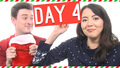 Day 4 of the Oxbox Xmas Challenge is a Flamethrown Christmas Dinner