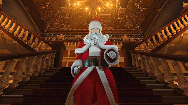 The 7 Worst Things to Happen to Santa in Videogames