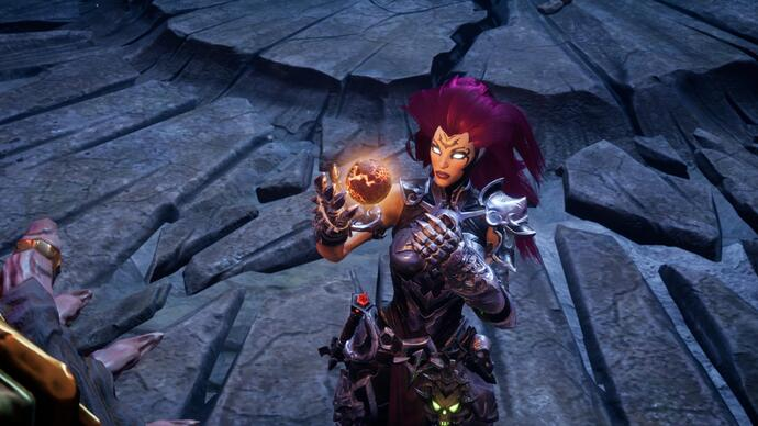 Darksiders 3 patch makes combat more like previous Darksidersgames
