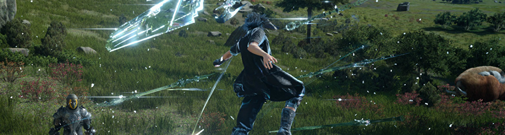final fantasy 15  windows edition coming in march