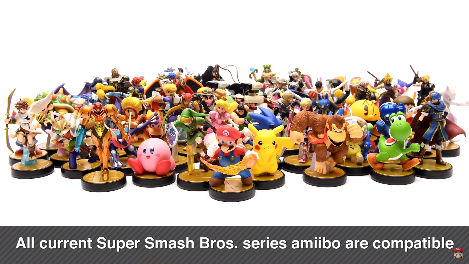 Amazon Japan verkauft ein Super Rare Super Smash Bros. Ultimate Amiibo Bundle