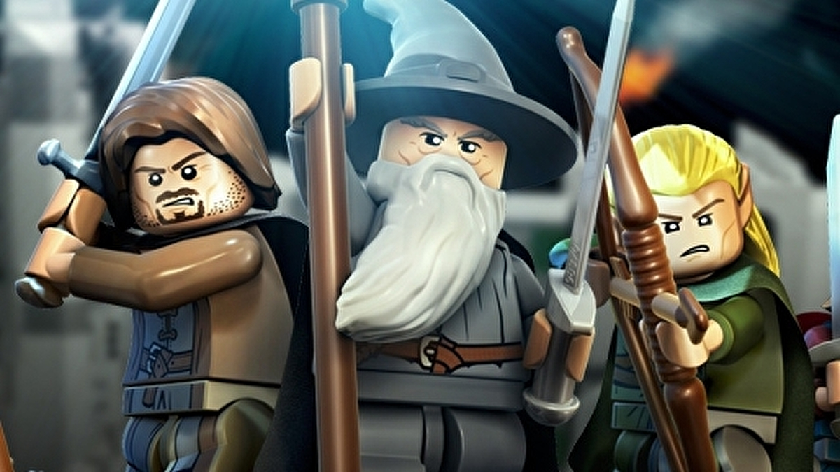 Lego Lord of the Rings games removed from Steam, Xbox and