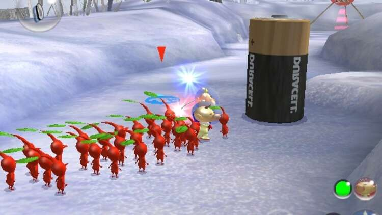 15 Years On Infamous Nintendo Easter Egg Discovered In Pikmin 2