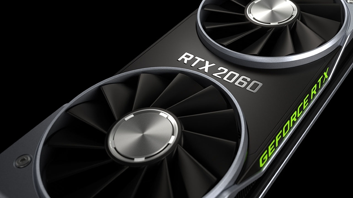 Nvidia GeForce RTX 2060 benchmarks: faster than the GTX 1070