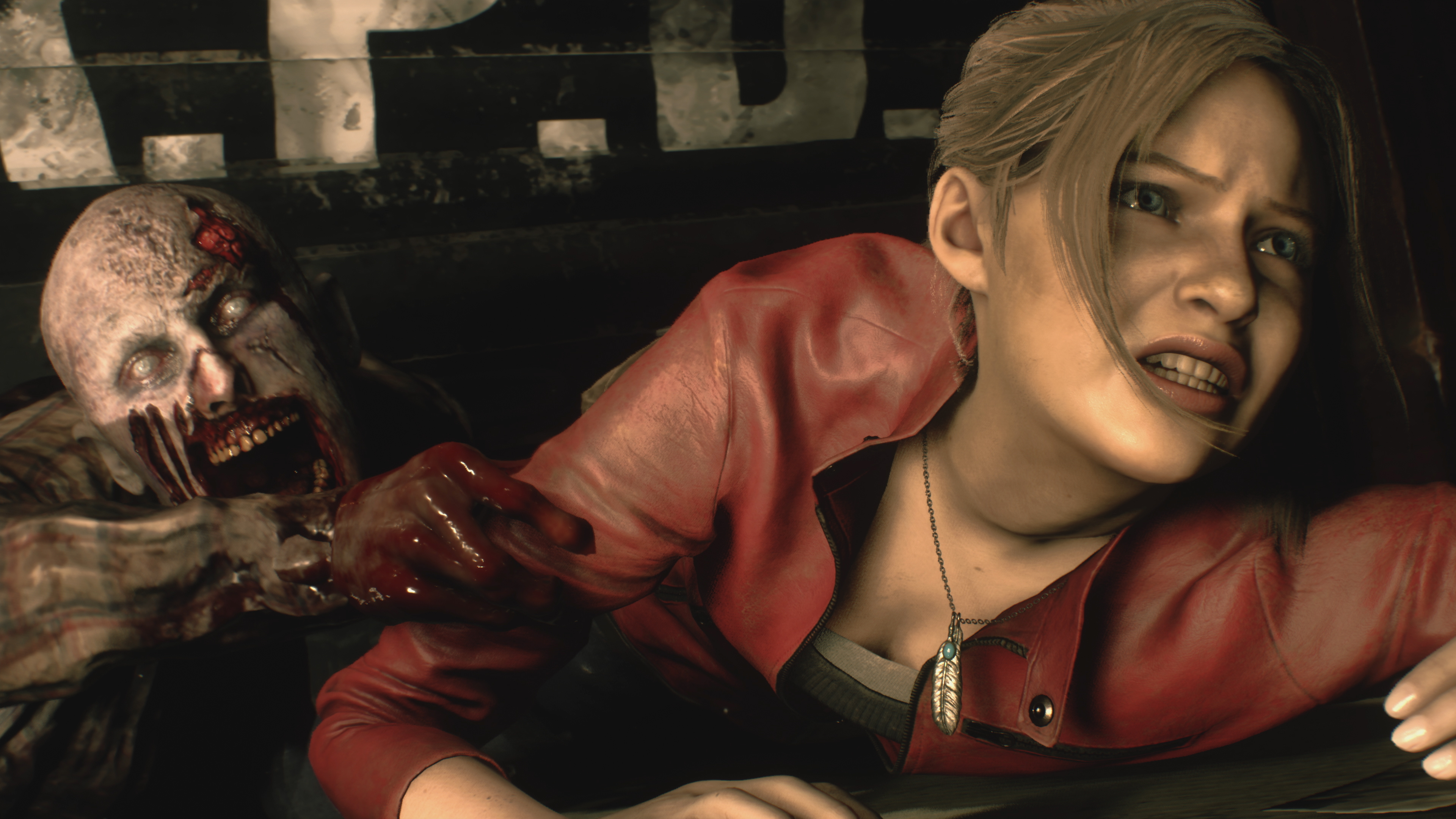 Resident Evil 2 remake plays best on PS4 Pro and Xbox One X