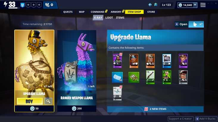All Fortnite Collection Book Rewards Fortnite Save The World Now Lets You See What S In A Loot Box Before You Buy Eurogamer Net