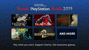 New Humble Bundle with indies for Playstation 4