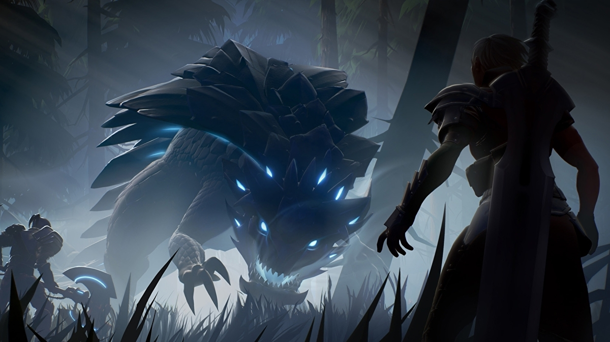 Free-to-play monster hunter Dauntless is migrating all