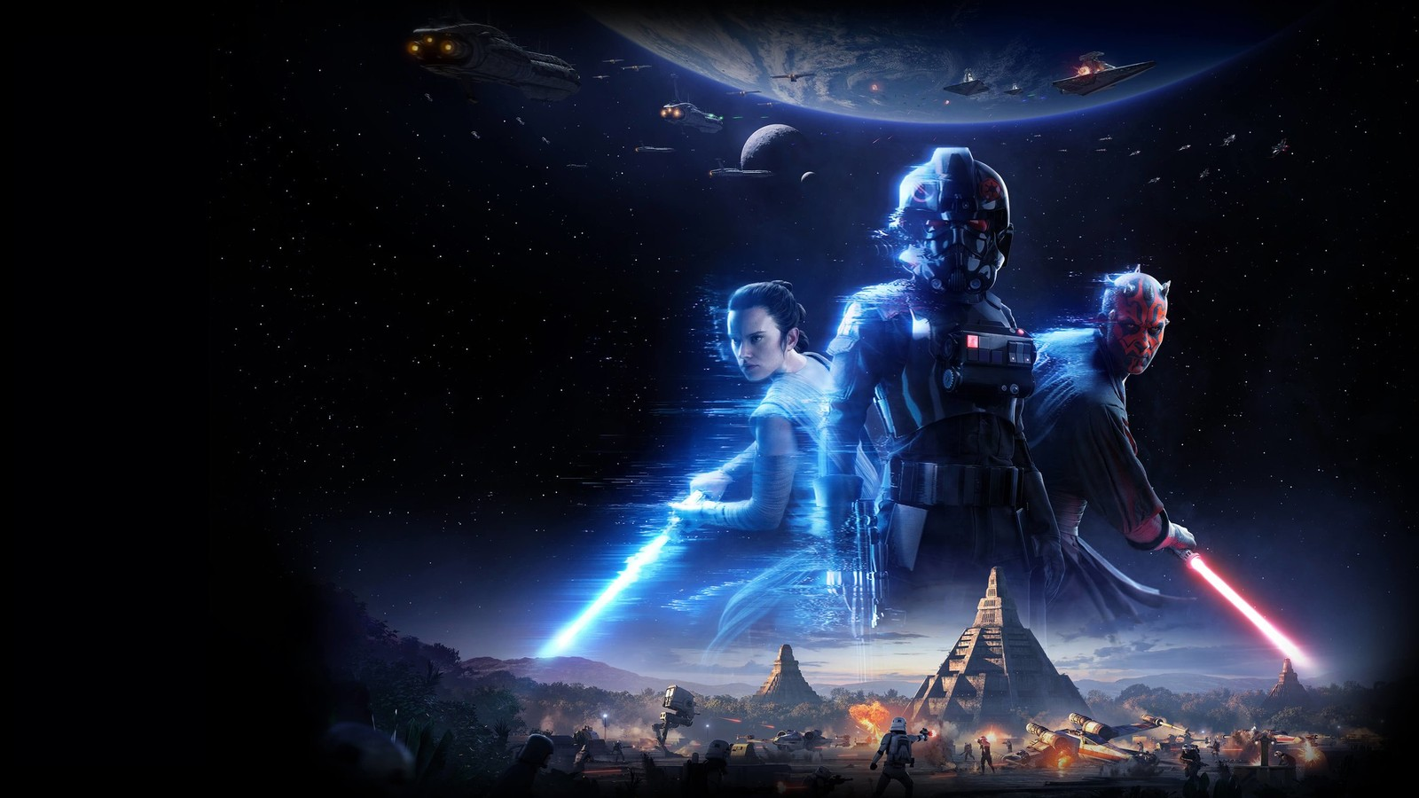 """Disney praises """"good relationship"""" with EA and Star Wars games"""