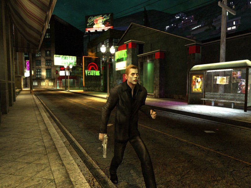 The head games of Vampire: The Masquerade - Bloodlines