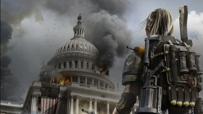 The Division 2's open beta dated forMarch