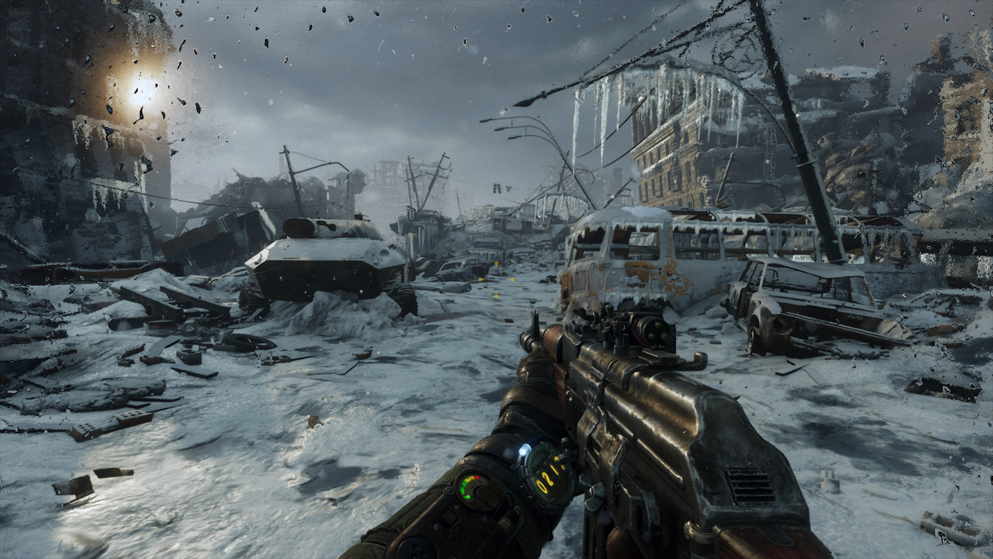 Metro Exodus: a vision for the future of graphics technology