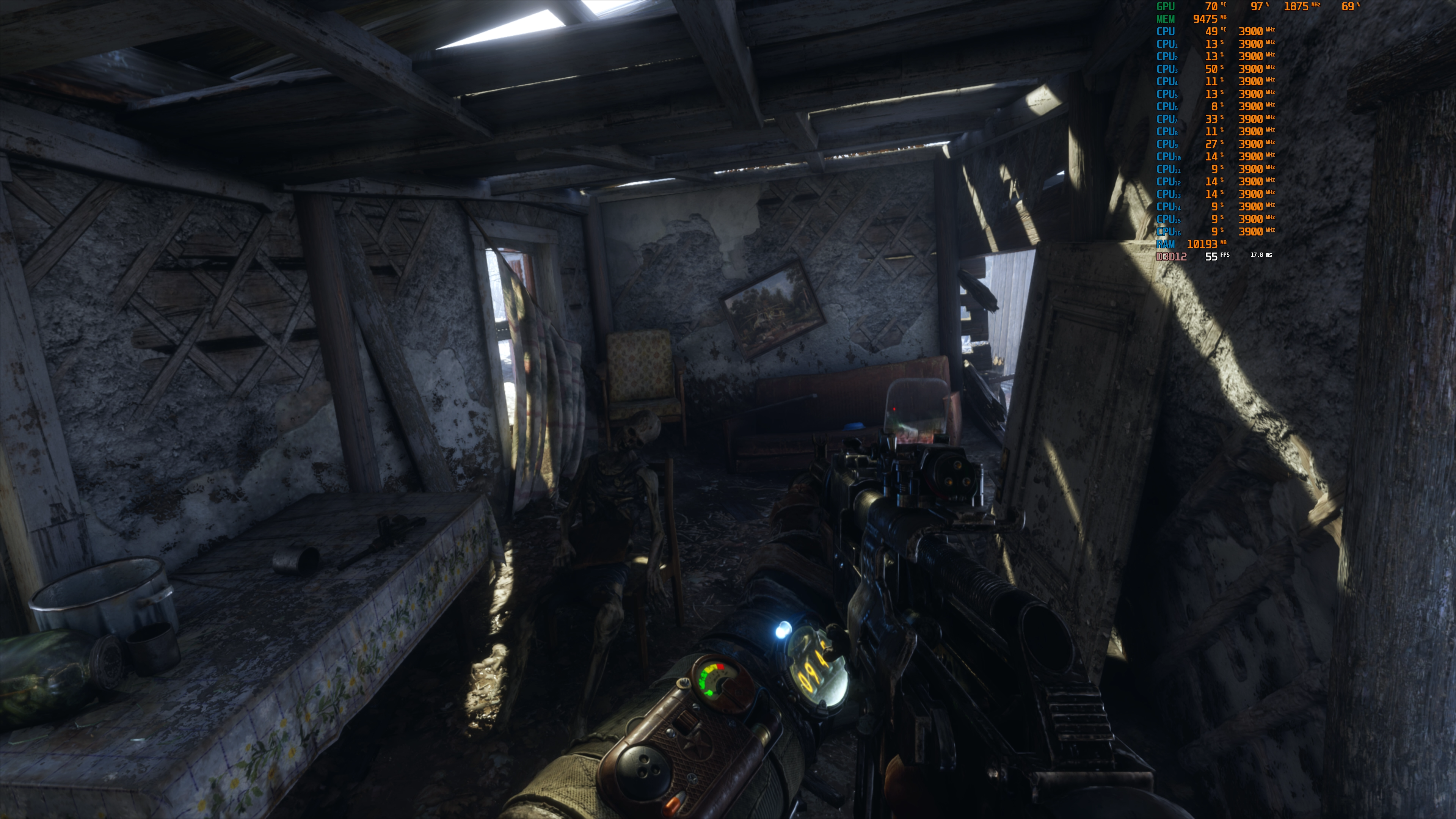 Tech Interview: Metro Exodus, ray tracing and the 4A