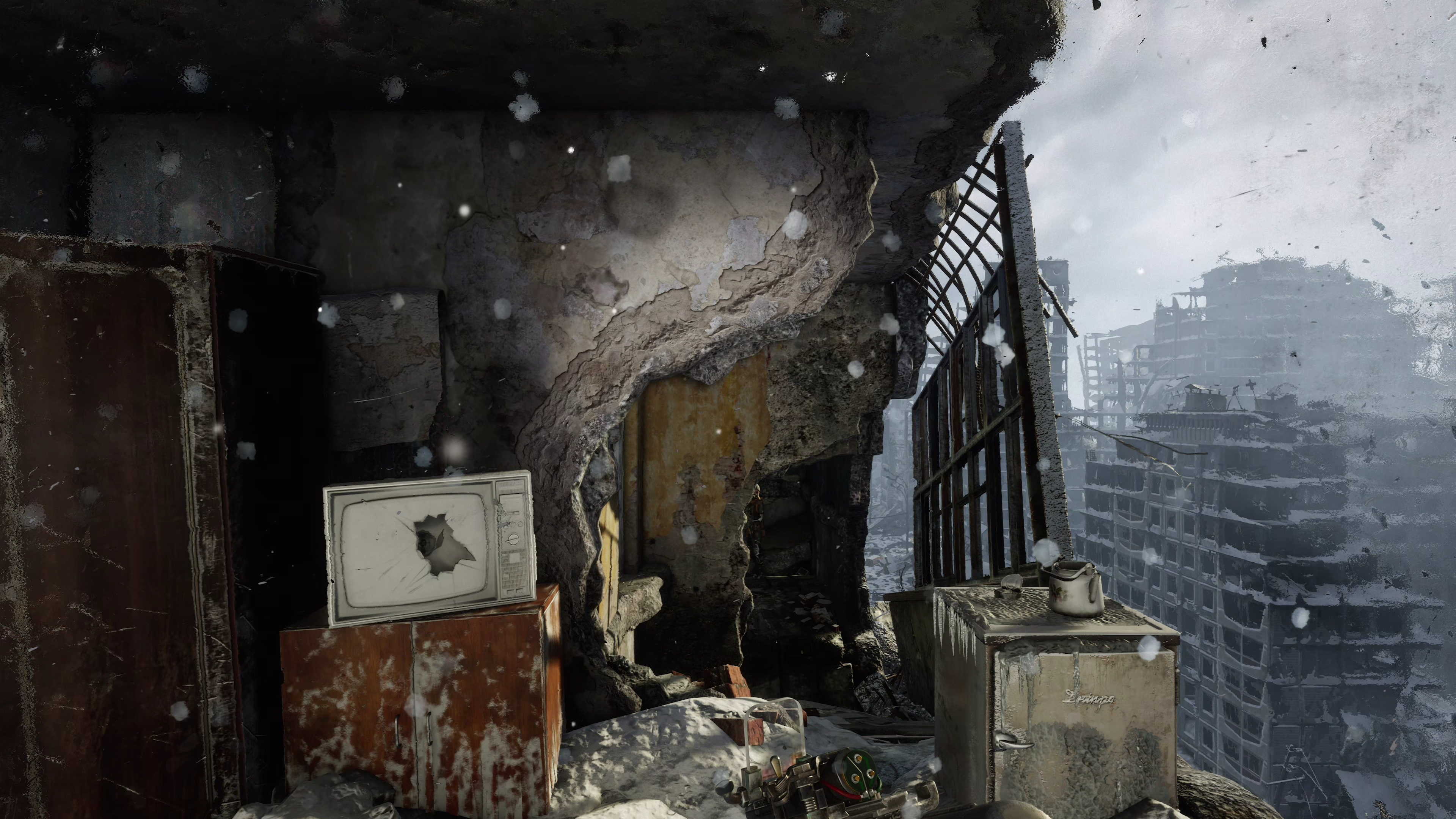 Tech Interview: Metro Exodus, ray tracing and the 4A Engine's open