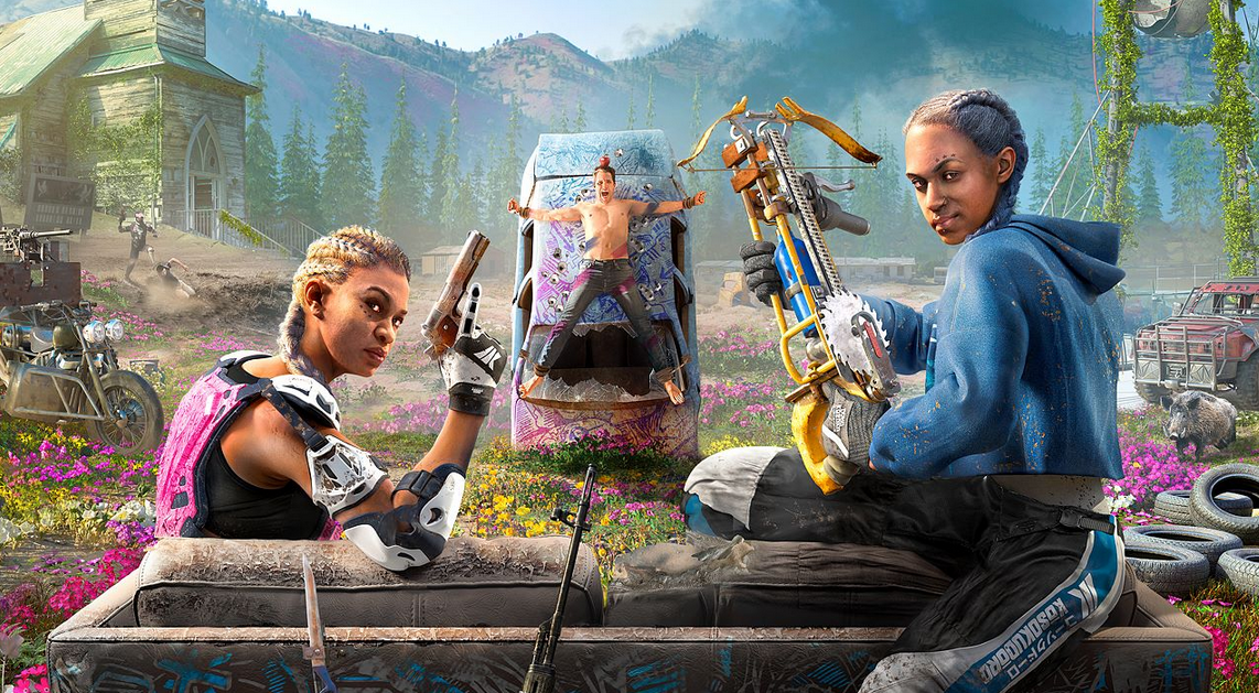 UK Charts: Far Cry New Dawn is No.1, but Metro Exodus is the real winner