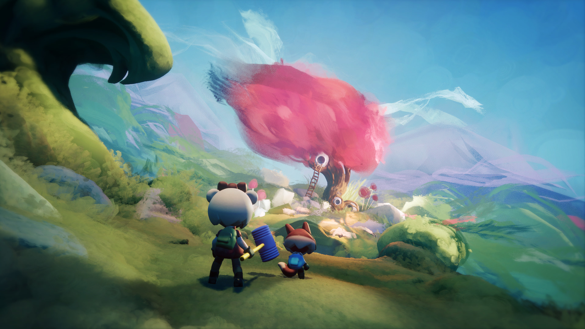 Media Molecule to launch Dreams in paid Early Access this spring