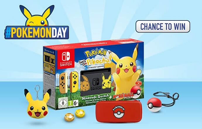 Celebrate Pokemon Day With 25 Off Merch And Accessories At The