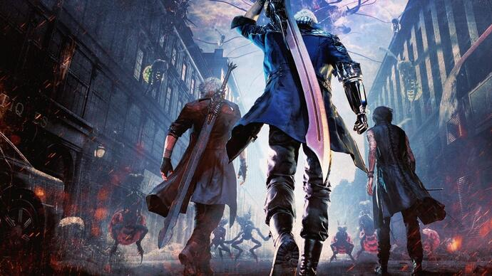 Devil May Cry 5 review - an unashamedly old school return for an actionlegend