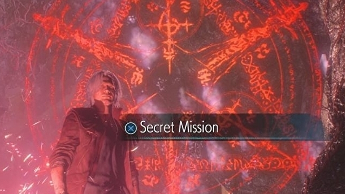 Devil May Cry 5 Secret Mission locations explained