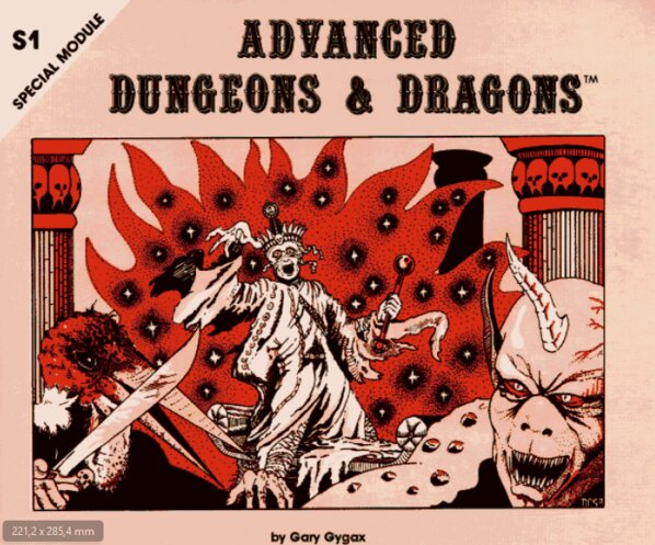 Inside Tomb of Horrors, the hardest D&D module ever made