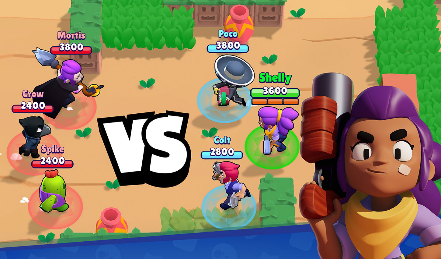 Brawl Stars made $150m in its first three months