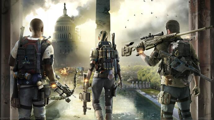 The Division 2 delivers impressive tech and good performance on allsystems