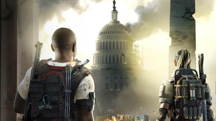 The Division 2 physical launch sales just 20% of Division1's