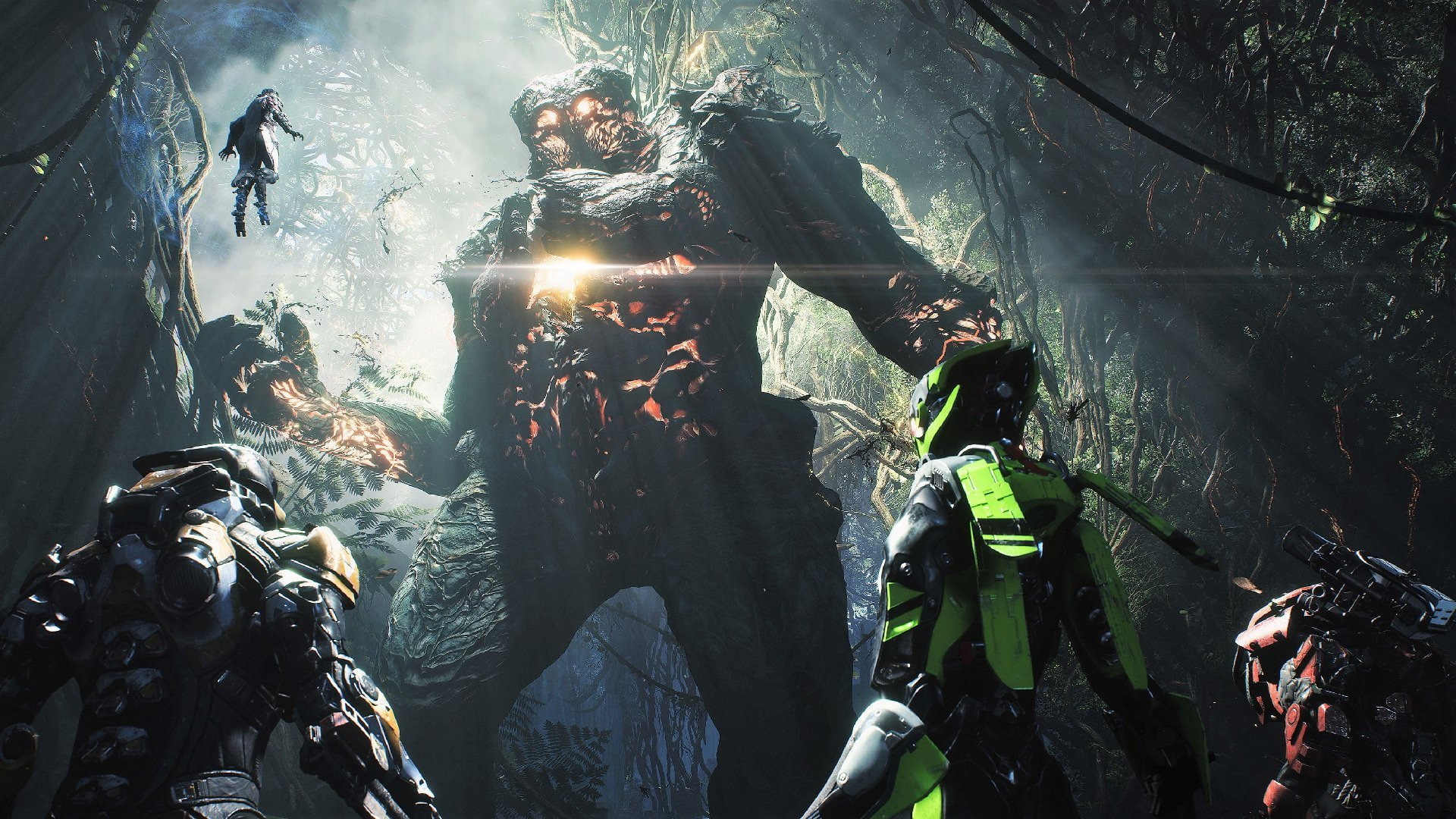 NPD: Anthem was the best-selling game in February
