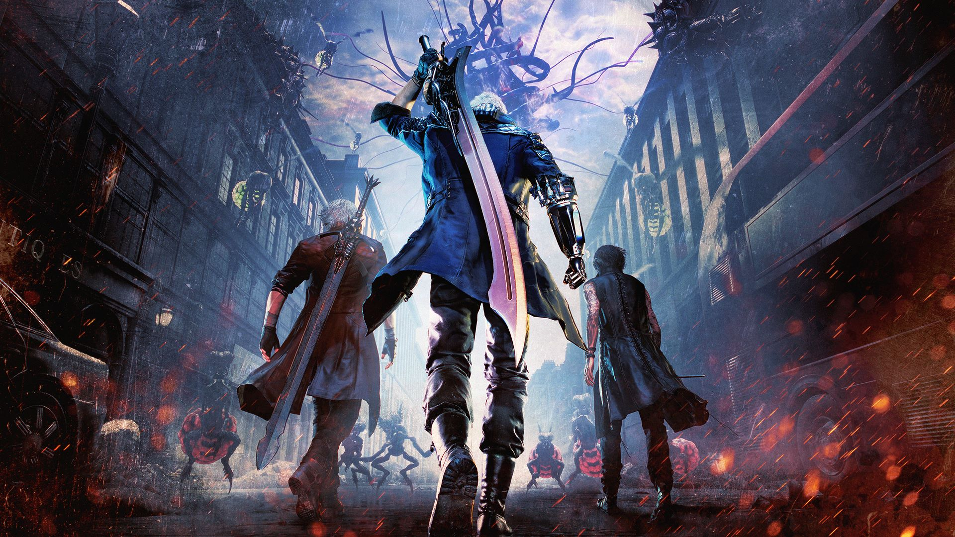 Devil May Cry 5 shipped 2m units in two weeks