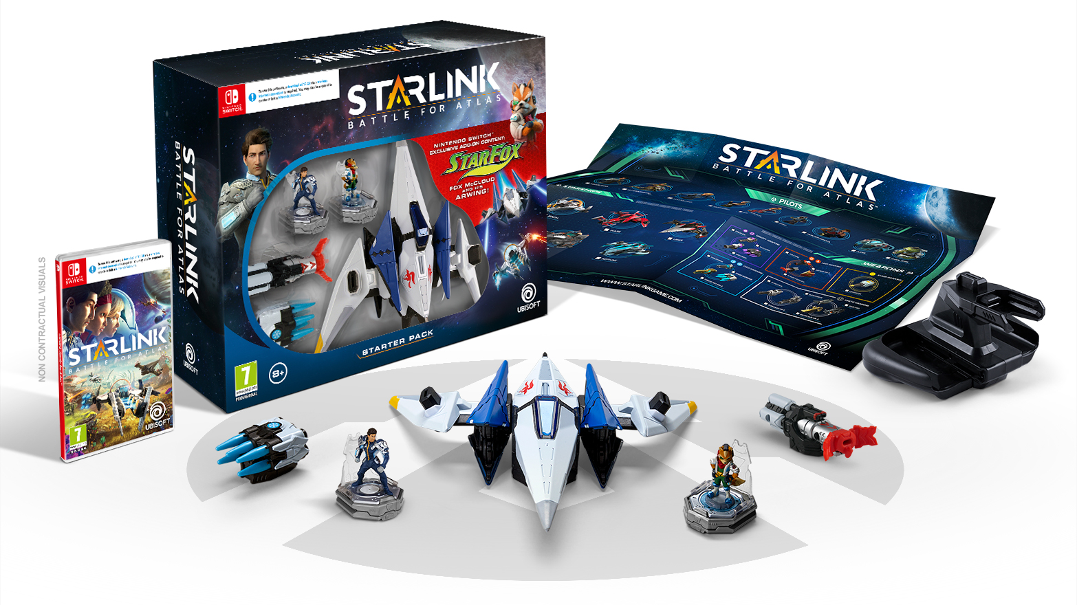 Ubisoft cancels Starlink physical toys following game's under performance
