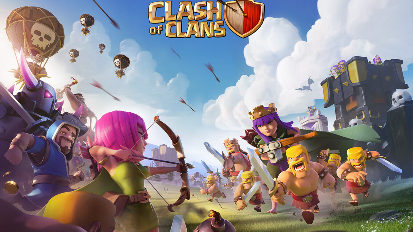 Clash of Clans season pass drives 145% revenue spike