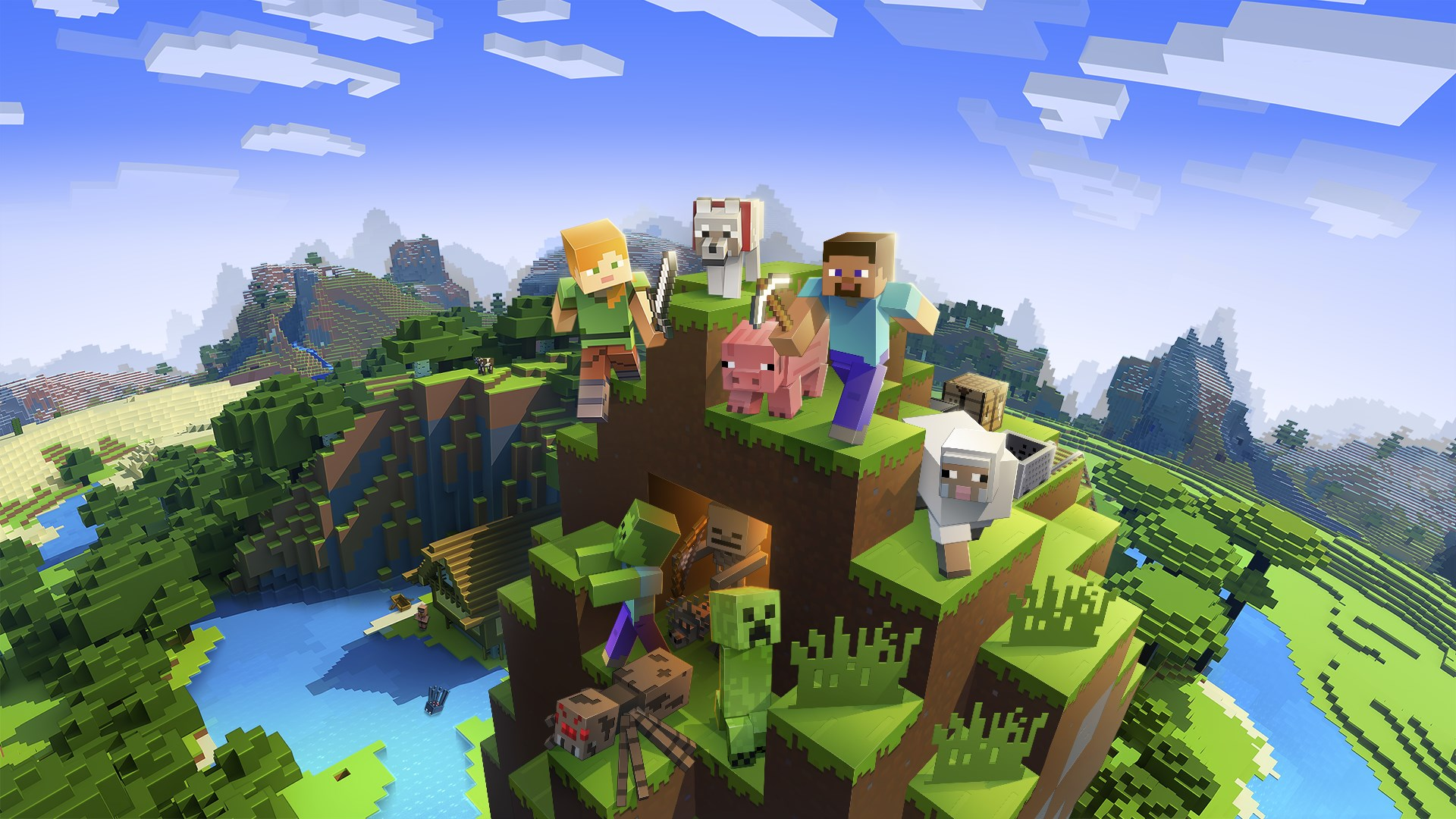 JD.com purchases rights to Minecraft: Education Edition in China