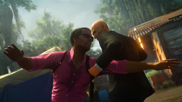 The Course of True Love Doesn't Run Smooth in Hitman Escalation