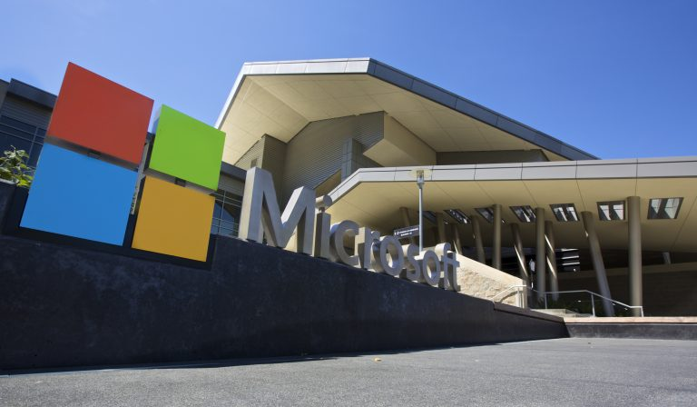 Sagging Xbox hardware sales offset by software, services growth