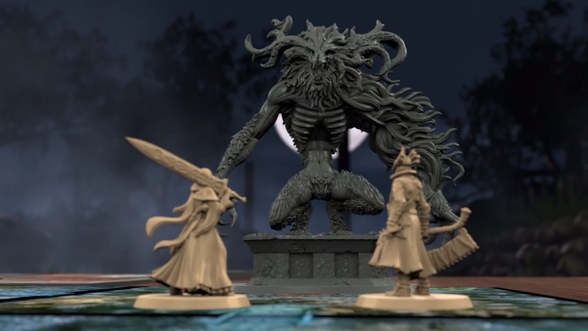 Bloodborne board game adaptation raises $1.6m in two days