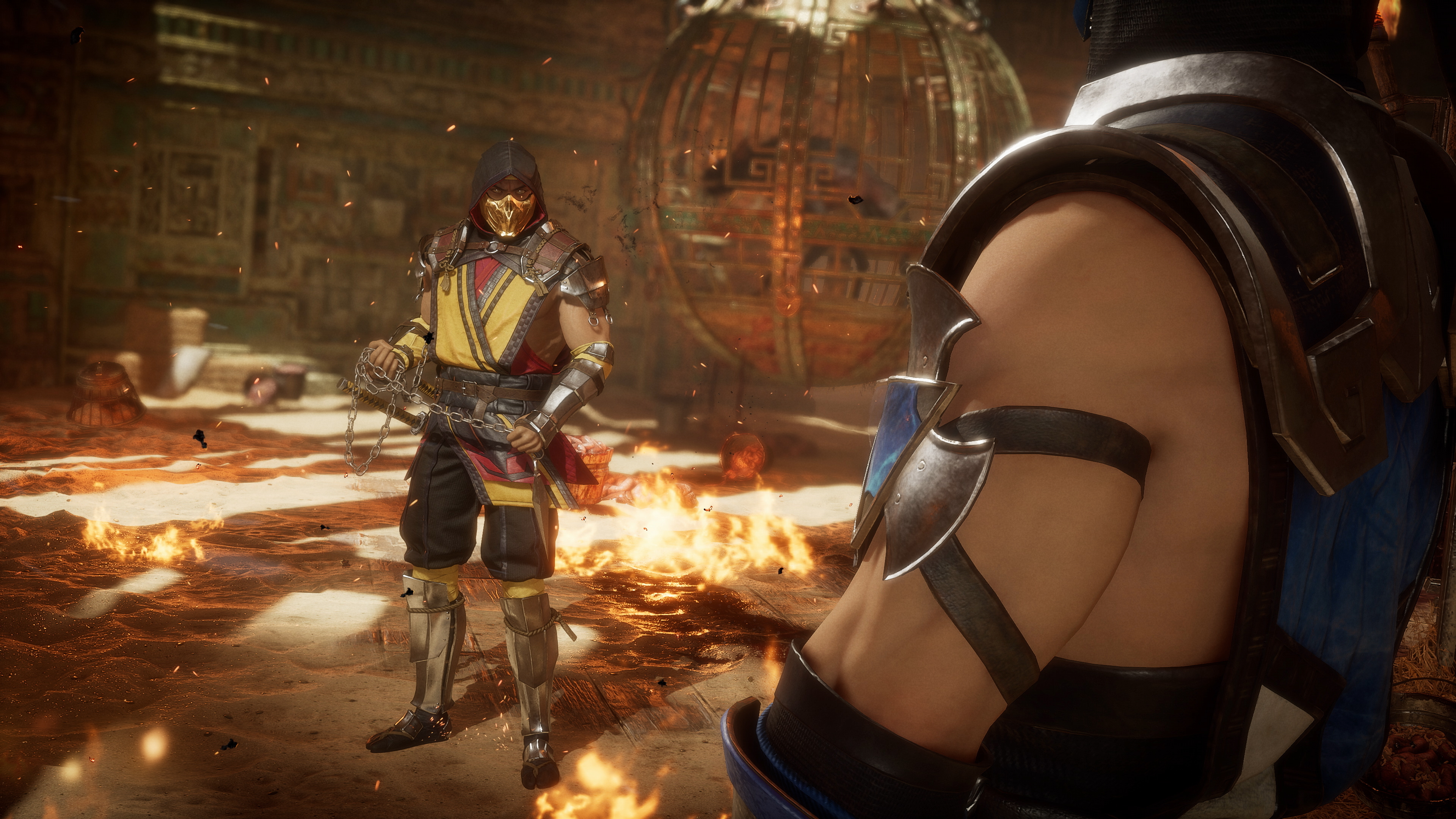 From handheld to 4K: Mortal Kombat 11 delivers on all